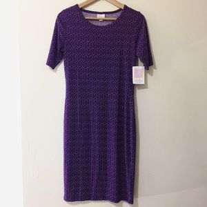NWT LuLaRoe small Julia dress